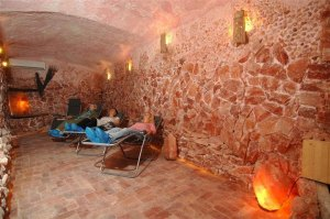 Salt Therapy Cave