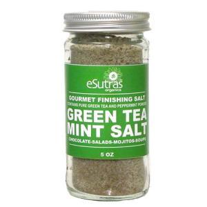 Himalayan Green Tea Mint Salt