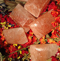 Himalayan Salt Crystal Purification Bars