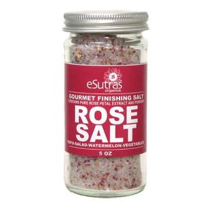 Rose Himalayan Finishing Sea Salt